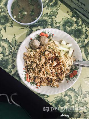 Foto - Makanan(MIE AYAM BASO) di Pangsit Tenda Biru oleh #alongnyampah