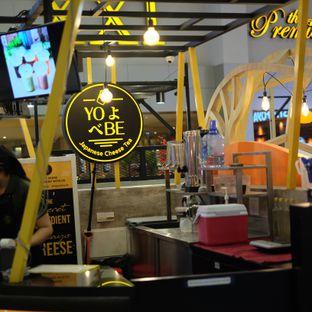 Foto 6 - Interior di Yobe Cheese Tea oleh Novi Ps