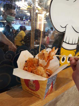Foto 1 - Makanan di Master Squid oleh Maissy  (@cici.adek.kuliner)