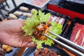 Foto Wangja Korean BBQ