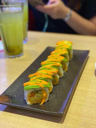 Foto 2 - Makanan di Genki Sushi oleh Riani Rin