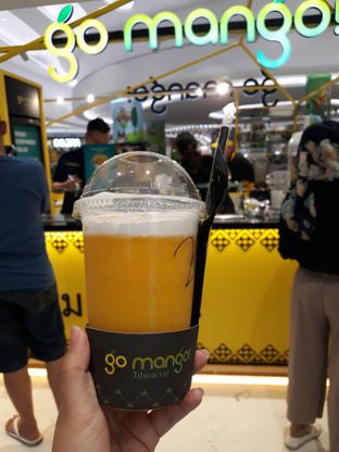 Foto review Go Mango! oleh nita febriani 1