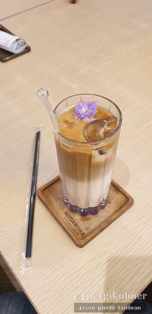 Foto 1 - Makanan(Lavender Latte) di Kollabora Coffee Geeks and Workspace oleh Jason Pirelli Tandean