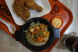 Foto 2 - Makanan di A&W oleh yudistira ishak abrar
