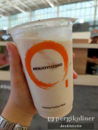 Foto 2 - Makanan(Roasted Milk Tea) di Heiho! oleh JC Wen