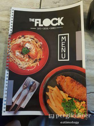 Foto Menu di The Flock