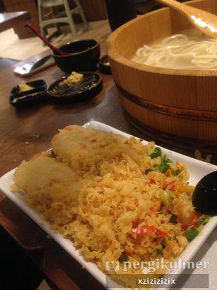 Foto 4 - Makanan(Chikuwa Tempura) di Marugame Udon oleh zizi