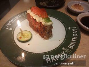 Foto 1 - Makanan di Sushi Tei oleh cynthia lim