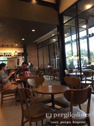 Foto 5 - Interior di Starbucks Coffee oleh Suci Puspa Hagemi