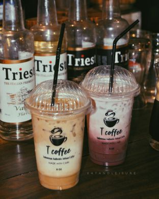 Foto review T Coffee oleh Vina | Eat and Leisure 6