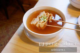 Foto 3 - Makanan(odeng) di Chingu Korean Fan Cafe oleh Vera Arida