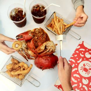 Foto 1 - Makanan di The Holy Crab oleh Nadia Lupita