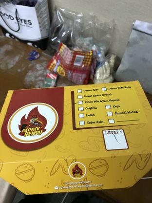 Foto review Geprek Bensu oleh Vicky Angdi 1