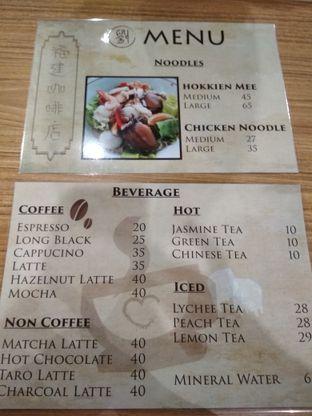 Foto review Liu's Hokkien Cafe oleh Wimpy & Pu3 @pangananwuenak 4