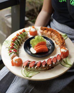 Foto 1 - Makanan di J Sushi oleh @Sibungbung