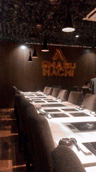 Foto 4 - Interior di Shabu Hachi oleh @qluvfood