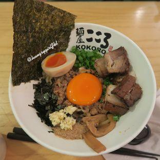 Foto review Kokoro Tokyo Mazesoba oleh Astrid Wangarry 2