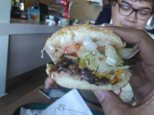 Foto review Quiznos oleh Renodaneswara @caesarinodswr 2