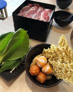 Foto review Kitamura Shabu - Shabu oleh Claudia @claudisfoodjournal 3