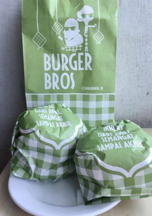 Foto review Bros Burger oleh Prido ZH 3