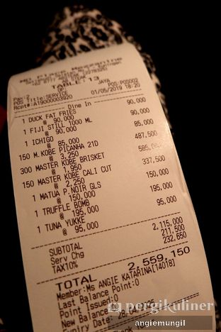Foto 3 - Menu di AB Steakhouse by Chef Akira Back oleh Angie  Katarina