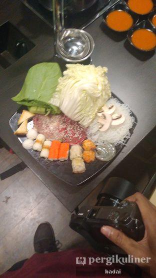 Foto 6 - Makanan di Hayaku Steamboat and Yakiniku oleh Winata Arafad