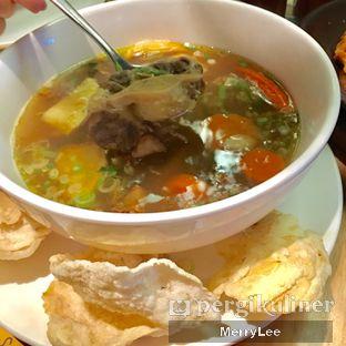 Foto 3 - Makanan(Oxtail Soup) di Social House oleh Merry Lee