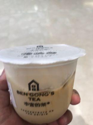Foto 1 - Makanan(M-Tea Cube Milk Osmanthus) di Ben Gong's Tea oleh Michael Benjamin