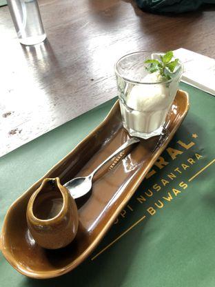 Foto 5 - Makanan(Affogato fave) di Jenderal Kopi Nusantara Buwas oleh fify s