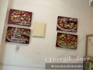 Foto review Pizza Mezzo oleh Francine Alexandra 1