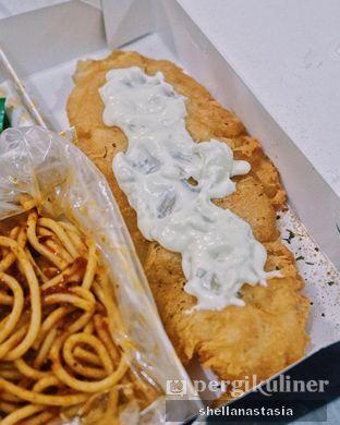 Foto 1 - Makanan(Fish n' Pasta Marinara) di Fish Streat oleh Shella Anastasia