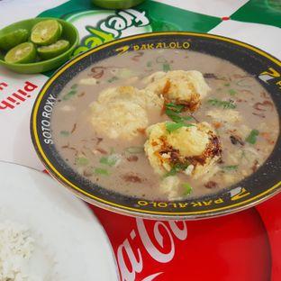 Foto 2 - Makanan di Soto Roxy H. Darwasa oleh IG: FOODIOZ