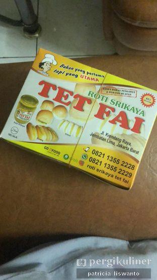 Foto 2 - Makanan di Roti Srikaya Tet Fai oleh Patsyy