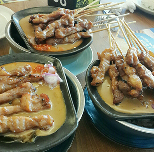 Foto 1 - Makanan di Sate Khas Senayan oleh Adrian Prathama