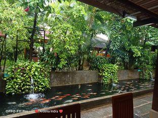Foto 9 - Eksterior di Taman Santap Rumah Kayu oleh Ardelia I. Gunawan