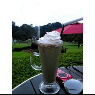 Foto 1 - Makanan(Creamy Green Tea) di Grand Garden Cafe & Resto oleh Rahmi Febriani
