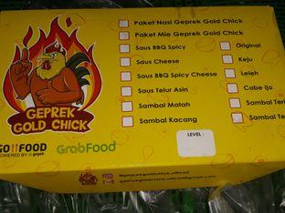 Foto 3 - Makanan di Geprek Gold Chick oleh Mouthgasm.jkt