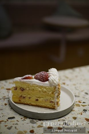 Foto 3 - Makanan(Strawberry Shortcake) di Joe & Dough oleh Saepul Hidayat