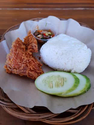 Foto 2 - Makanan(Ash Chick Sambal Matah) di Ayam Asix oleh Adhy Musaad