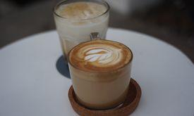 Serantau Coffee x Space