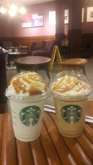 Foto 1 - Makanan di Starbucks Coffee oleh cha_risyah