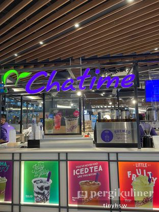 Foto review Chatime oleh Tiny HSW. IG : @tinyfoodjournal 4