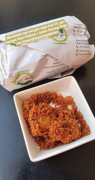 Foto 1 - Makanan di Namy House Vegetarian oleh Naomi Suryabudhi