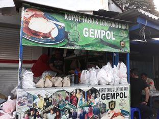 Foto 2 - Eksterior di Kupat Tahu Gempol oleh Maissy  (@cici.adek.kuliner)