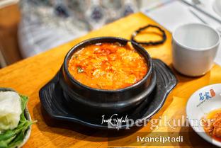 Foto 3 - Makanan(Son Sun Du Bu Jji Gae ) di Myeong Ga Myeon Ok oleh Ivan Ciptadi @spiceupyourpalette