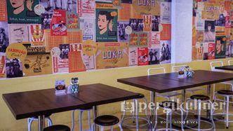 Foto Interior di Loka Padang