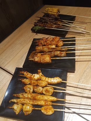 Foto 2 - Makanan di Shao Kao oleh Dhans Perdana