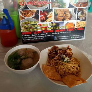 Foto review Mie Baso Tulang Rawan oleh Yustina Meranjasari 1