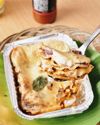 Foto Makanan di Warung Ubi Ibu