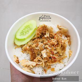 Foto 2 - Makanan(Paket Geprek) di Ayam Keprabon Express oleh Irene Stefannie @_irenefanderland